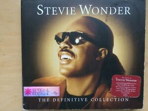 Stevie Wonder - The Definitive Collection 2002 Dbl CD