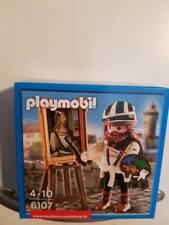 ¡New! YRTS 6107 Playmobil Pintor Alberto Durero Albrecht Dürer ¡Nuevo en Caja