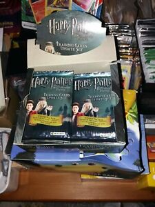 Artbox Harry Potter & The Half Blood Prince Box with 20 Sealed Packs