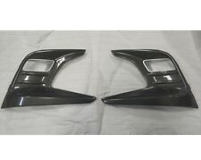 Pair Front Fog Light Lamp Cover Frame For Lexus CT200h 2018 2019