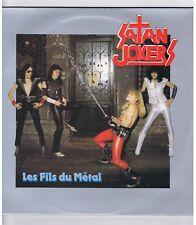 LP SATAN JOKERS LES FILS DU METAL