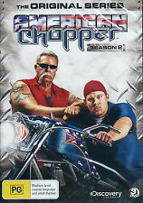 American Chopper - The Original Series - Season 2 - Discovery Channel - NEW DVD