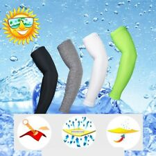 Arm warmer UV Protection Sleeves Cycling Sleeves Armwarmer Fishing Golf Running