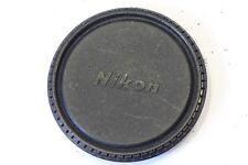 Nikon 85mm Lens cap fits Nikkor 500mm 1:8 Ai Reflex 1.5m Macro version, 82mm
