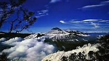 The natural beauty of Indonesia is very beautiful and clean