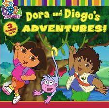 Dora and Diego's Adventures! (Dora the Explorer (Simon Spotlight))
