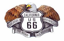 USA 66 Eagle Gürtelschnalle