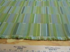 """I HAVE 7 YARDS X 54 INCHES  MOMENTUM UPHOLSTERY FABRIC """"BOXCAR"""" COLOR GARDEN"""