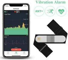 ViATOM Heart Rate Monitor Chest Strap, Bluetooth Heart Rate Monitor for Exercise