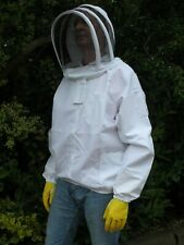 PREMIUM QUALITY Beekeeping Fencing Jacket - White. All Sizes. Protective Wear