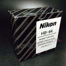 Nikon JAB76401 HB-64 Parasol de Objetivo para c/ámara de Fotos