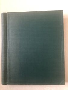 STANLEY GIBBONS SENATOR MEDIUM STAMP ALBUM WITH STAMPS