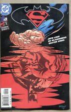Superman / Batman #2-2003 vf 8.0 DC Comics Ed McGuiness Captain Atom