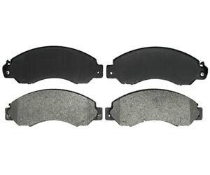 Disc Brake Pad Set-Specialty - Medium Duty; Metallic Rear,Front Raybestos