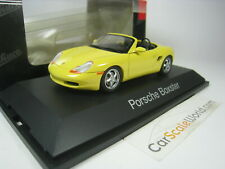 Porsche Boxster Jaune 1/43 986