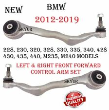 Front Lower Left & Right Forward Control Arm Set For BMW F22 F30 F34 F32 F36 F31
