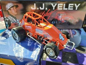 Action 1997 JJ Yeley Del Mar USAC Midget Sprint Car 1:24 Scale Diecast Dirt Race
