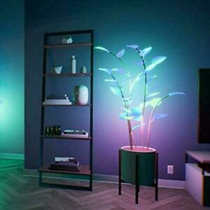The Magical LED Houseplant LED Artificial Plants For Home Decor Y7Q7