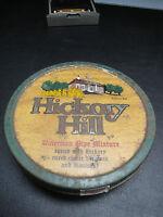 Ancienne Boite Métal Hickory Hill Tabac à Pipe