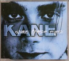KANE - damn those eyes CDM 5TR 1999 HOLLAND REL.
