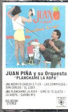 JUAN PINA  Y SU ORQUESTA PLANCHAME LA ROPA CASSETTE