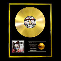 MARILYN MANSON LEST WE FORGET CD  GOLD DISC FREE P+P!!
