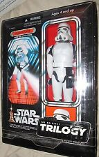 """Star Wars 12"""" STORMTROOPER The Original Trilogy Collection  SEALED BOX 2004"""