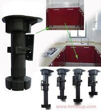 Adjustable Height Plastic Cabinet / Cupboard Leg /foot  for Kitchen/Bath room