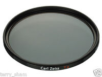 Brand New Sony Carl Zeiss T* 55mm VF-55CPAM CPL MC Circular PL Filter With Case