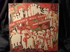 Marc Blitzstein - The Cradle Will Rock (Musical)      2 LPs