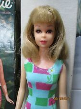 RARE 1966 GORGEOUS S/L FRANCIE DOLL~ORIGINAL BOX~#1140~FULL BLONDE HAIR~OSS#1130
