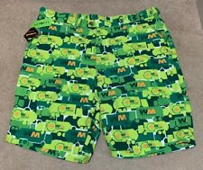 NEW 2020 Waste Management Phoenix Open Graphic LoudMouth Golf Shorts Size 42