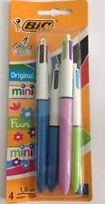 BIC 4 Colores Familia Paquete de 4