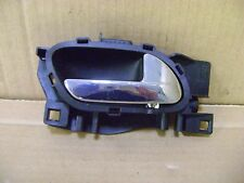 O/S (DRIVER) INTERIOR REAR DOOR HANDLE - PEUGEOT 308 - 1.6 - 2007