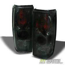 Smoked 82-93 Chevy S10 Blazer GMC Jimmy Sonoma Altezza Tail Lights Left+Right