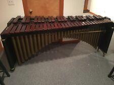 Marimba, Musser 4.3-Octave, Honduran Rosewood keys, Orchestra grade xylophone