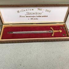 Szczerbeic Display Sword