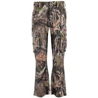 Mossy Oak Mens Camo Performance Hunting Pants Size Large Camouflage