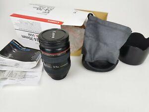 Canon EF 24 70 2.8