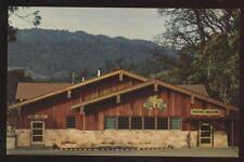 Postcard Asti Ca Italian Swiss Colony Winery Chalet