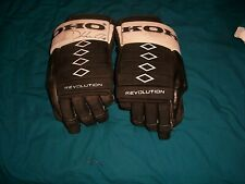 Dale Hawerchuk Game Practice Used Gloves Koho Signed Flyers Please Read Below