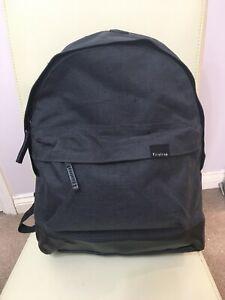 Firetrap men's grey backpack/ rucksack