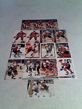 *****Brent Fedyk*****  Lot of 85+ cards....30 DIFFERENT / Hockey