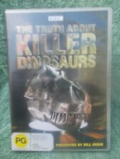 THE TRUTH ABOUT KILLER DINOSAURS(BBC)PG R4