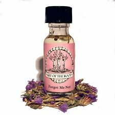 Forget Me Not Oil for Commitment, Relationships, Love Hoodoo Voodoo Wiccan Pagan