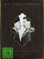 COFANETTO DVD - DON CAMILLO E PEPPONE - NUOVO! EDIZIONE LIMITATA SPECIAL EDITION