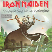 "IRON MAIDEN - Bring Your Daughter To The Slaughter 7"" 45"