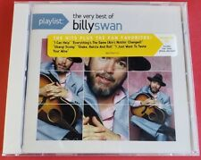 Billy Swan NEW SEALED Comp Enhanced CD- Playlist:The Very Best Of Billy Swan