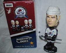 Colorado Avalanche, Chris Drury hockey bobblehead, 2002 Sga