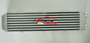 """550x140x70 mm core FMIC Aluminum Turbo Intercooler 2"""" 51mm pipe one SIDE OUTS"""